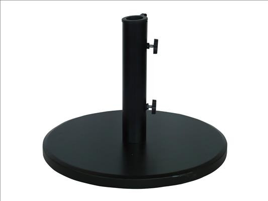 Sonnenschirmständer 15 kg, schwarz