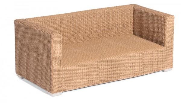 "Lounge-Sofa ""Residence"" 2-Sitzer von SonnenPartner in Hyazinthoptik"