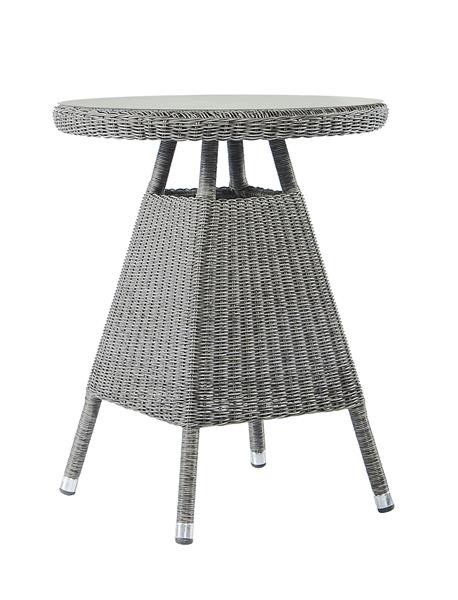 Stern Tischgestell 200x100 cm Aluminium Taupe
