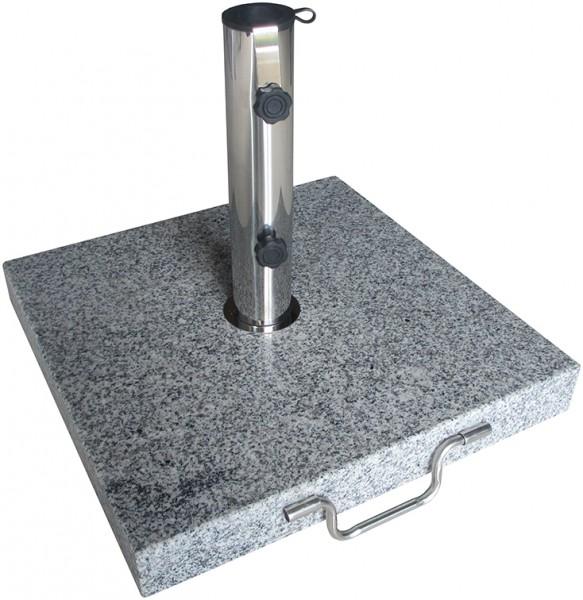GRANITO Schirmständer granit 45x45cm