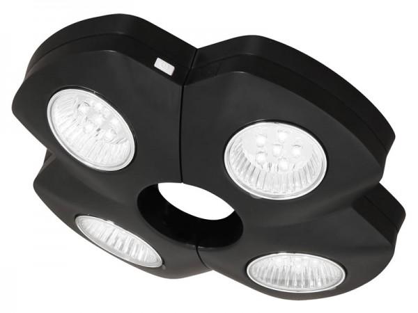 4 Seasons Outdoor - Licht für Sonnenschirm mit 24 LEDs