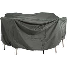 STERN Schutzhülle für Sitzgruppe 200x150x90cm mit Bindebändern und Klettverschluss 100% Polyester grau