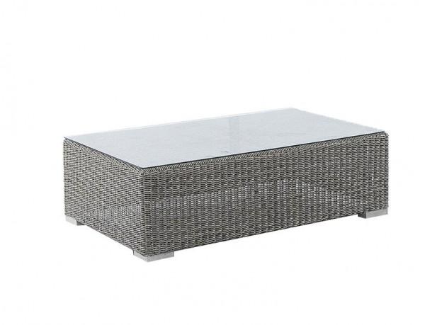 STERN Tischgestell 160x90 cm Aluminium weiß