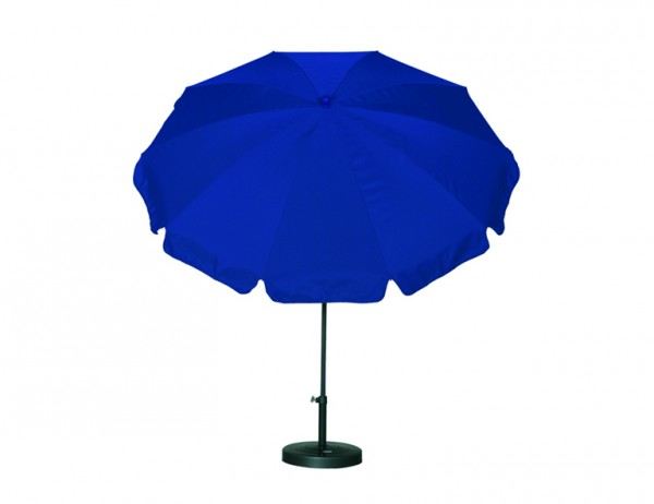 SIENA GARDEN Schirm 200/8t. Poly blau Gest anthr/Pol blau UV+50