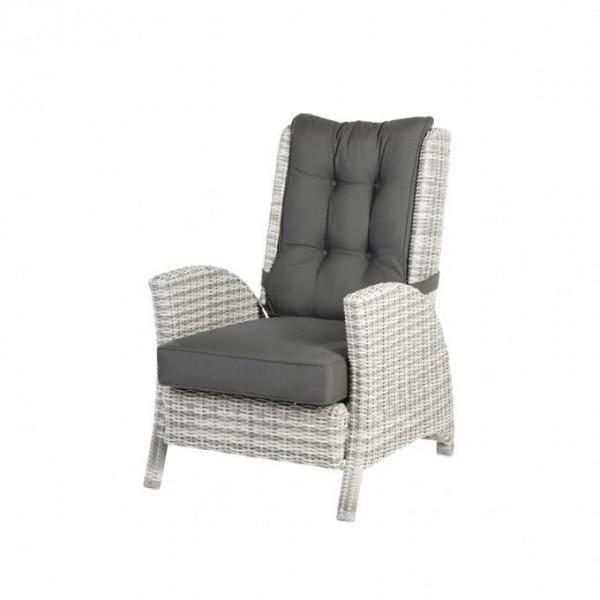 Diamond Garden Granada Lounge Komfortsessel Geflecht/Old White