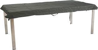STERN Schutzhülle für Tisch 250x100 cm mit Bindebändern
