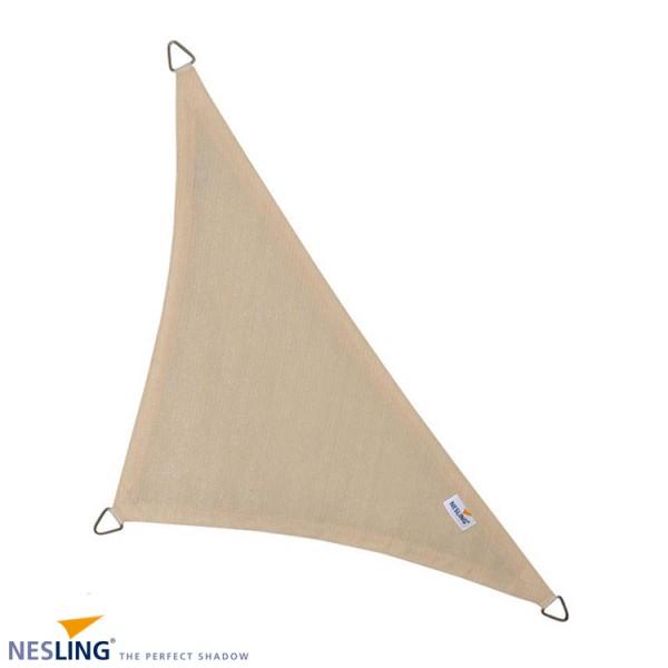 Nesling Dreieck 90°, 4,0 x 4,0 x 5,7m, Off-white