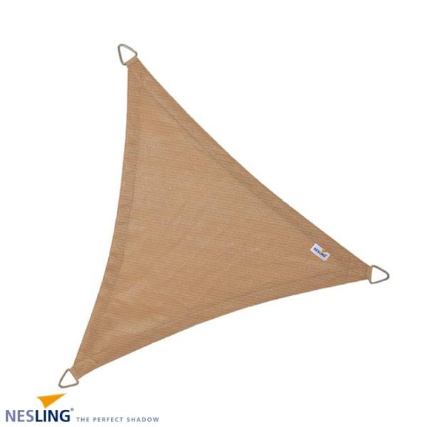 Nesling Dreieck 3,6 x 3,6 x 3,6m, Sand