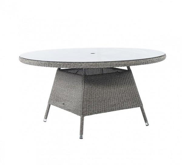 STERN Tischplatte 90x90 cm Creme