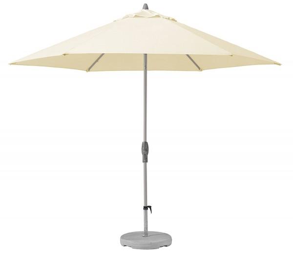 GLATZ Sonnenschirm Shell-Turn D 300 cm ecru