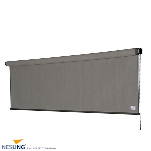 Nesling Rollo, breit 2,48 x 2,4m, Grau