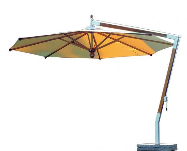 FISCHER-MÖBEL Woodline Freiarmschirm Pendulum, Holz