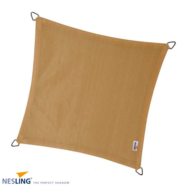 Nesling Quadrat 3,6 x 3,6 x 3,6 x 3,6m, Sand