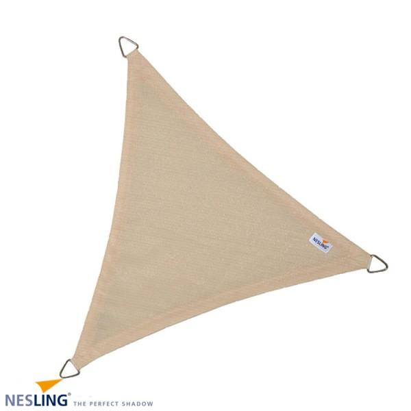 Nesling Dreieck 5,0 x 5,0 x 5,0m, Off-white