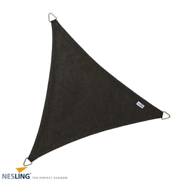Nesling Dreieck 90°, 4,0 x 4,0 x 5,7m, Schwarz