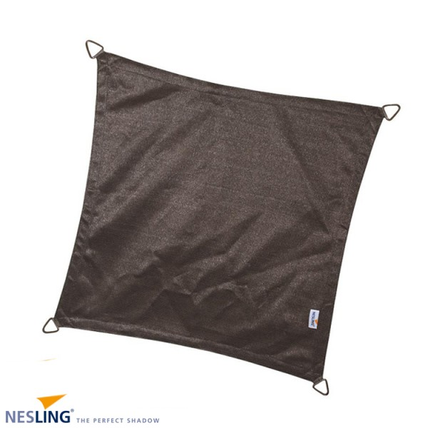 Nesling Quadrat 5,0 x 5,0 x 5,0 x 5,0m, Grau
