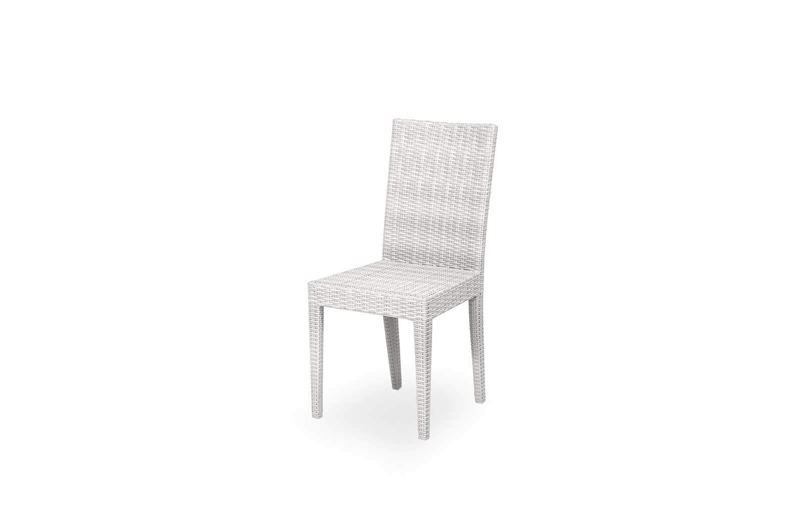 Stuhl Alegro Weiß Sessel & Stühle