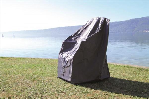 Schutzhülle für Stuhl oder Relax Polyestergewebe anthrazit