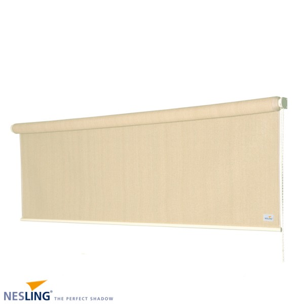 Nesling Rollo, breit 2,48 x 2,4m, Off-white
