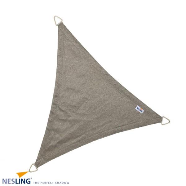 Nesling Dreieck 5,0 x 5,0 x 5,0m, Grau