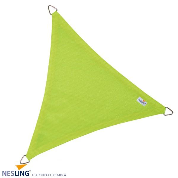 Nesling Dreieck 3,6 x 3,6 x 3,6m, Hellgrün