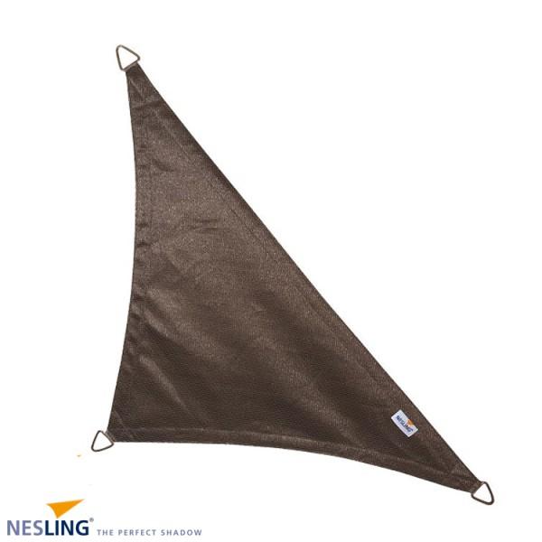 Nesling Dreieck 90°, 5,0 x 5,0 x 7,1m, Grau