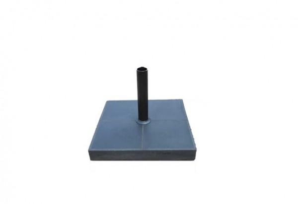 Cane-line Sonnenschirmfuss mit Rollen, 47 kg, schwarz