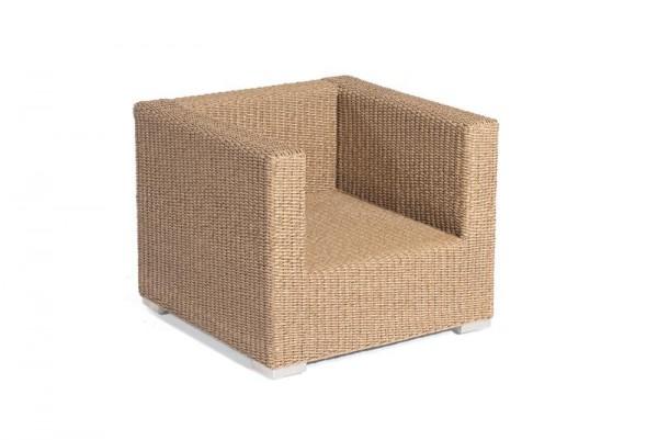 """Lounge-Sessel """"Residence"""" von SonnenPartner in Hyazinthoptik"""